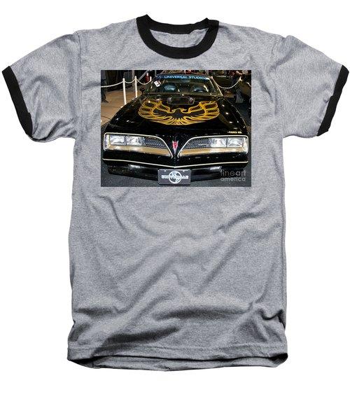The Bandit Baseball T-Shirt by Pamela Walrath