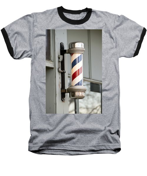 The Barber Shop 4 Baseball T-Shirt