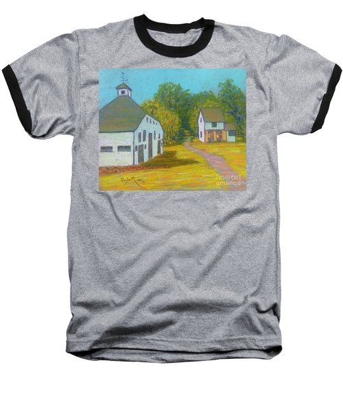 The Barn At Uniacke House  Baseball T-Shirt