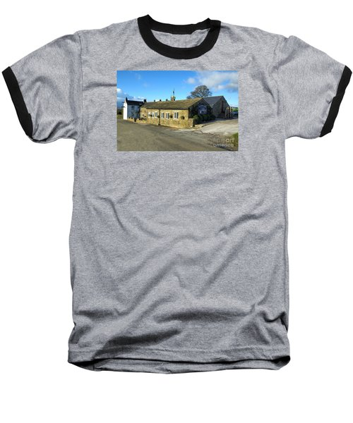 The Barrel Inn At Bretton Baseball T-Shirt