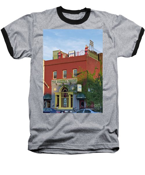 The Baseball Tavern Boston Massachusetts  -30948 Baseball T-Shirt