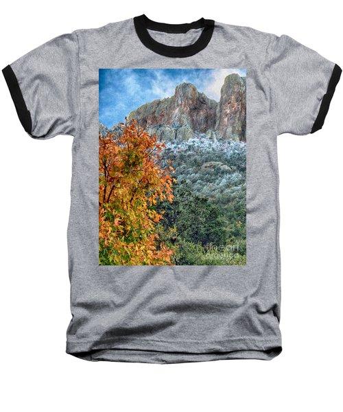 The Basin Baseball T-Shirt