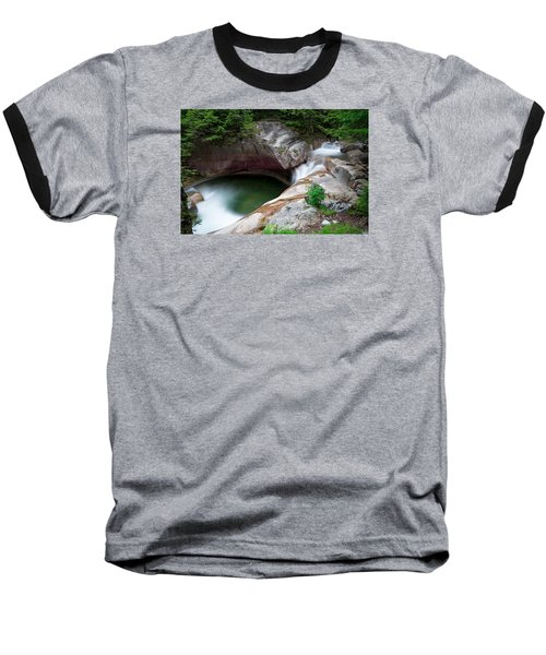 The Basin From Above Baseball T-Shirt by Michael Hubley