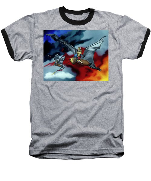 The Bat Riders Baseball T-Shirt