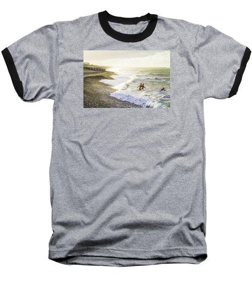 The Bathers Baseball T-Shirt