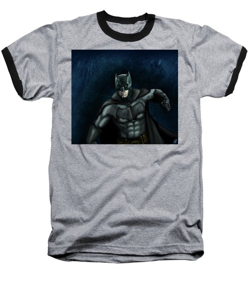 The Batman Baseball T-Shirt