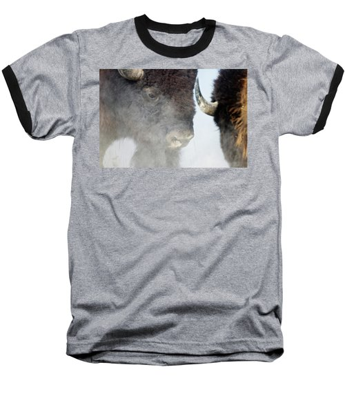 The Battle Baseball T-Shirt
