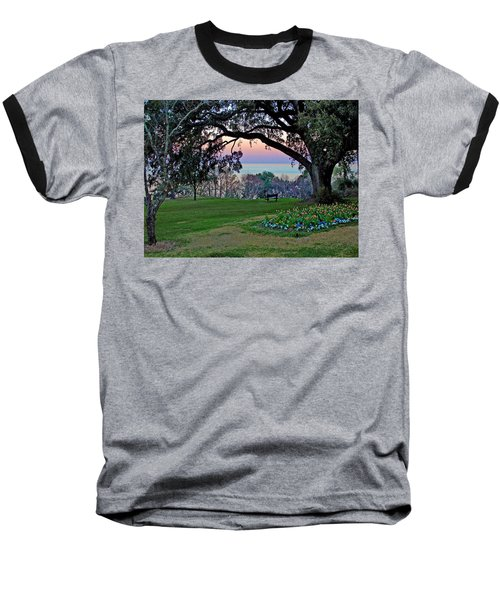 The Bay View Bench Baseball T-Shirt