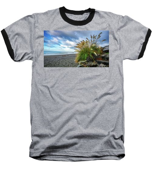 The Beach At Brookings Baseball T-Shirt