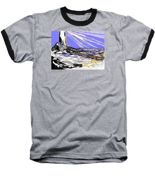 The Beacon Baseball T-Shirt by Desline Vitto