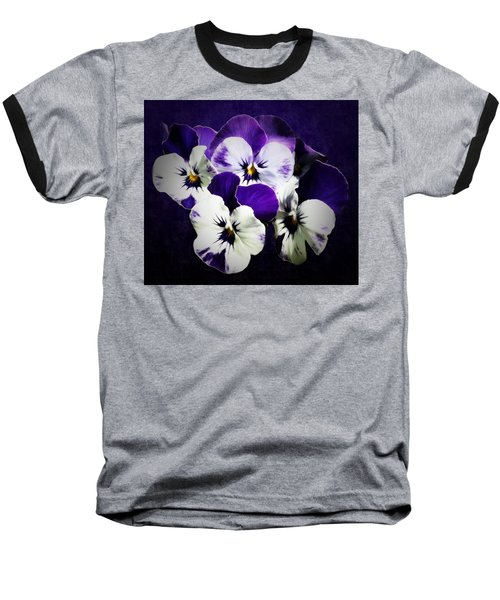 The Beauties Of Spring Baseball T-Shirt by Gabriella Weninger - David