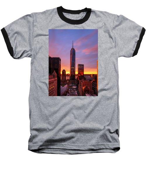 The Beauty Of God Baseball T-Shirt