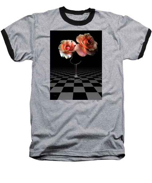 The Beauty Of Roses Baseball T-Shirt
