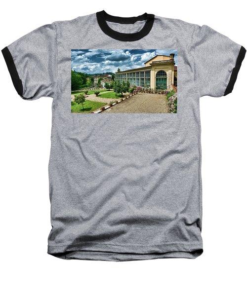The Beauty Of The Boboli Gardens Baseball T-Shirt