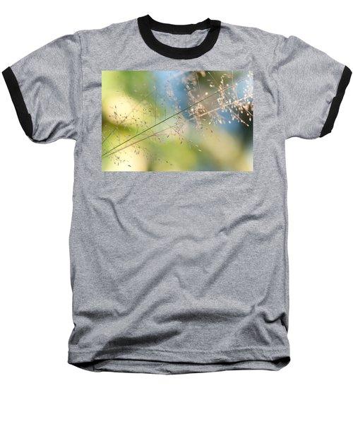 The Beauty Of The Earth. Natural Watercolor Baseball T-Shirt