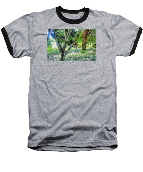 The Beauty Of Trees Baseball T-Shirt