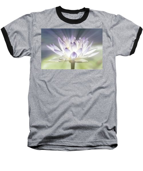 The Beauty Within Baseball T-Shirt by Douglas Barnard