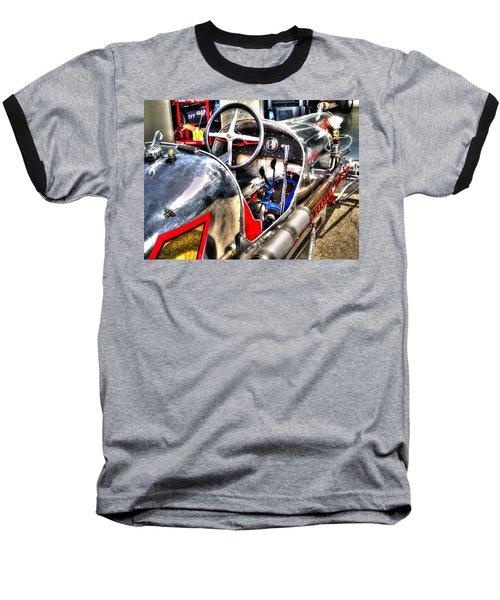 The Bee Baseball T-Shirt by Josh Williams