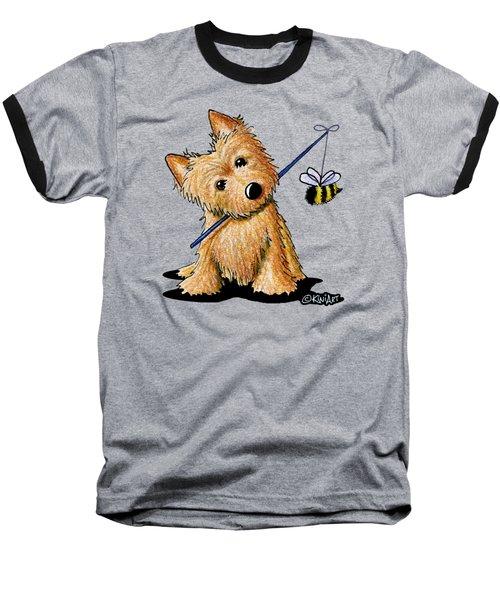 The Beekeeper Baseball T-Shirt