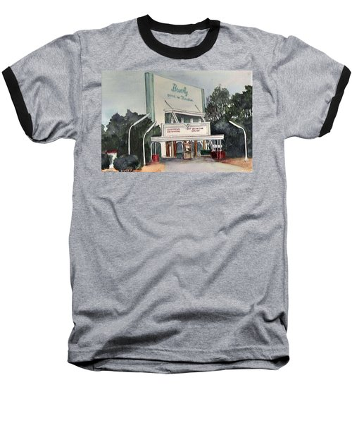 The Beverly Drive Inn Baseball T-Shirt