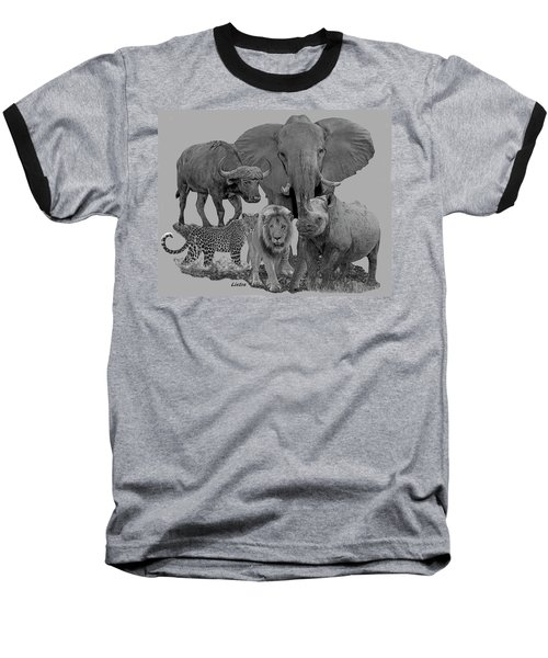 The Big Five Baseball T-Shirt