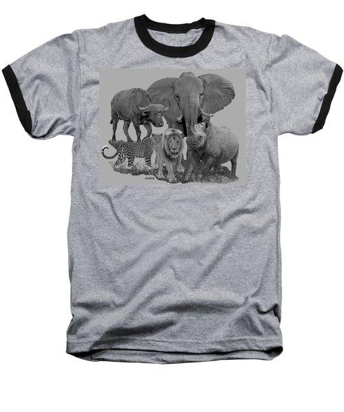 The Big Five Baseball T-Shirt