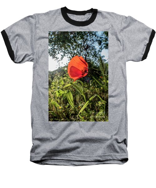 The Big Red Baseball T-Shirt