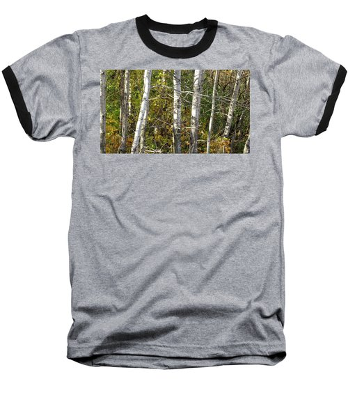 The Birches Baseball T-Shirt