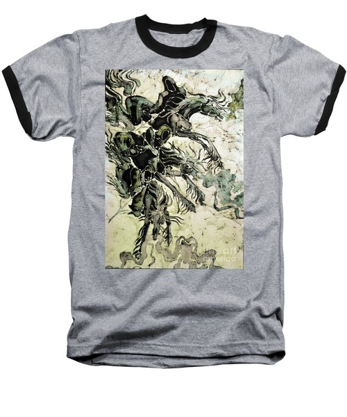 The Black Riders Descend Baseball T-Shirt