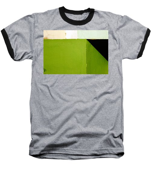 The Black Triangle Baseball T-Shirt