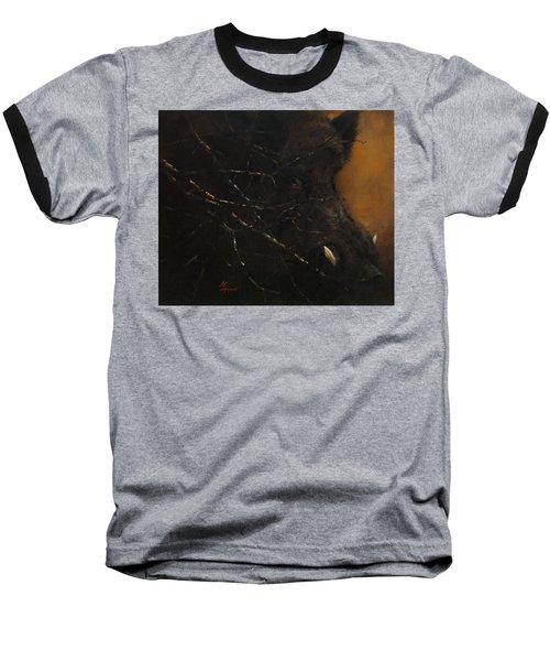 The Black Wildboar Baseball T-Shirt