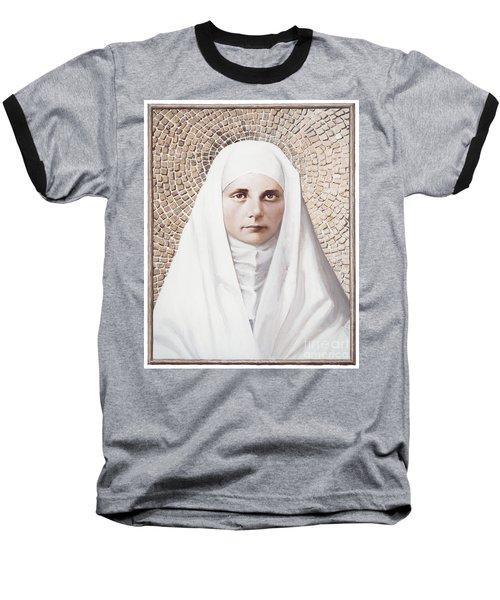 The Blessed Virgin Mary - Lgbvm Baseball T-Shirt