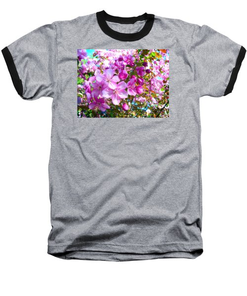 The Blossoms Of Spring Baseball T-Shirt