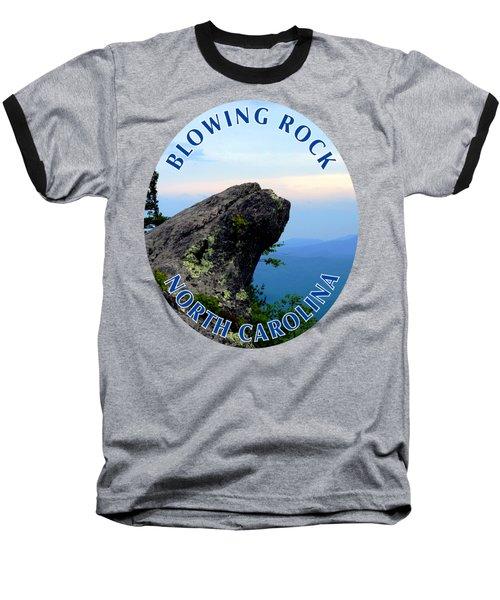 The Blowing Rock T-shirt Baseball T-Shirt
