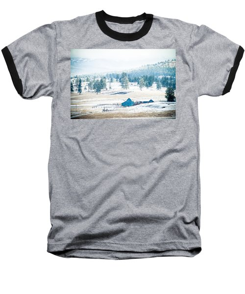 The Blue Barn Baseball T-Shirt
