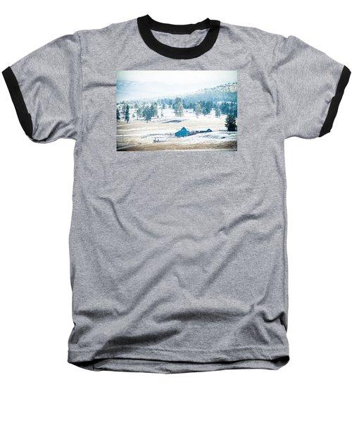 The Blue Barn Baseball T-Shirt