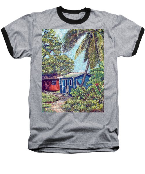 The Blue Cottage Baseball T-Shirt