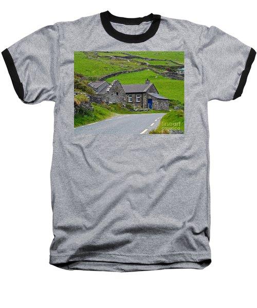 The Blue Door Baseball T-Shirt