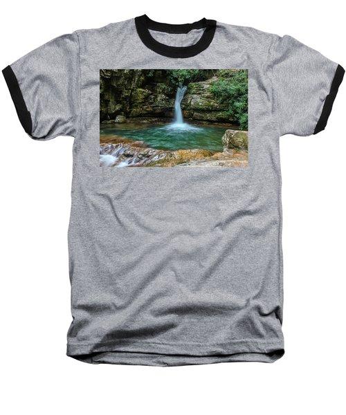 The Blue Hole Baseball T-Shirt