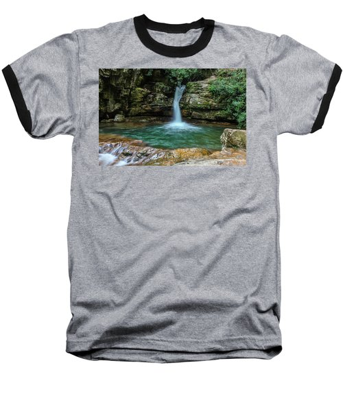 The Blue Hole Baseball T-Shirt
