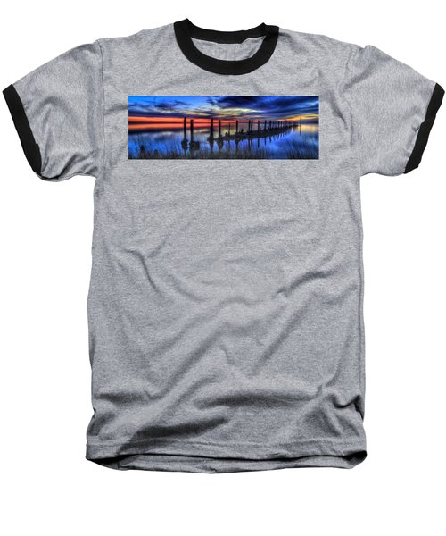 The Blue Hour Comes To St. Marks #2 Baseball T-Shirt