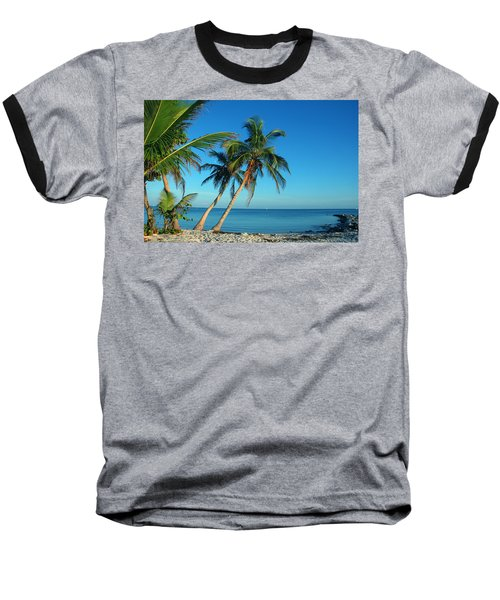 The Blue Lagoon Baseball T-Shirt