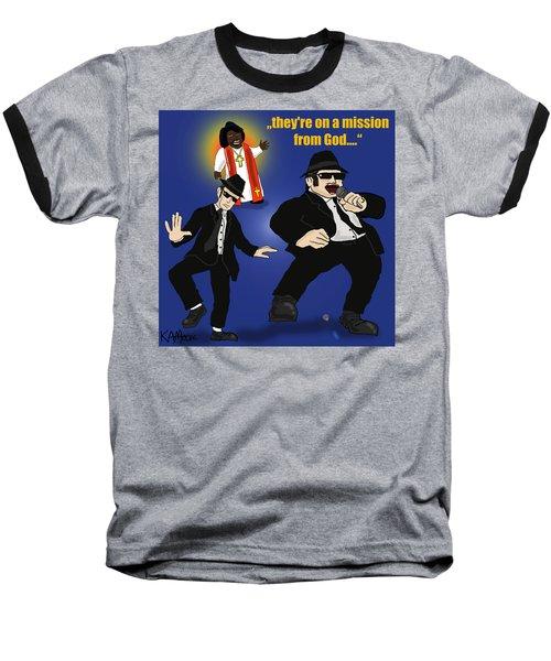 The Blues Brothers Baseball T-Shirt