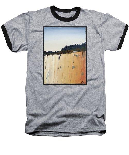 The Bluff Baseball T-Shirt by Carolyn Doe