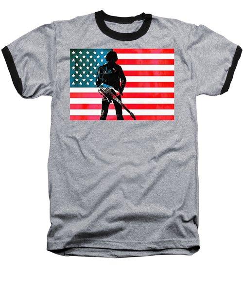 The Boss Baseball T-Shirt