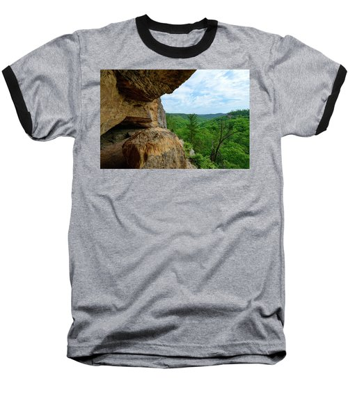 The Boulders Edge Baseball T-Shirt