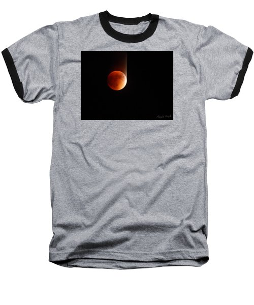 The Bouncing Eclipse Baseball T-Shirt