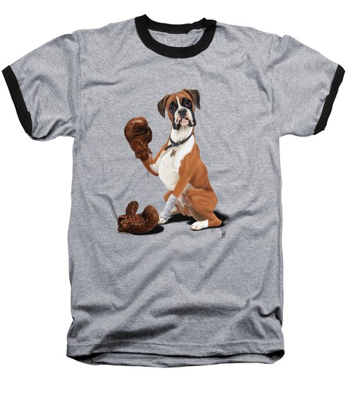 The Boxer Colour Baseball T-Shirt