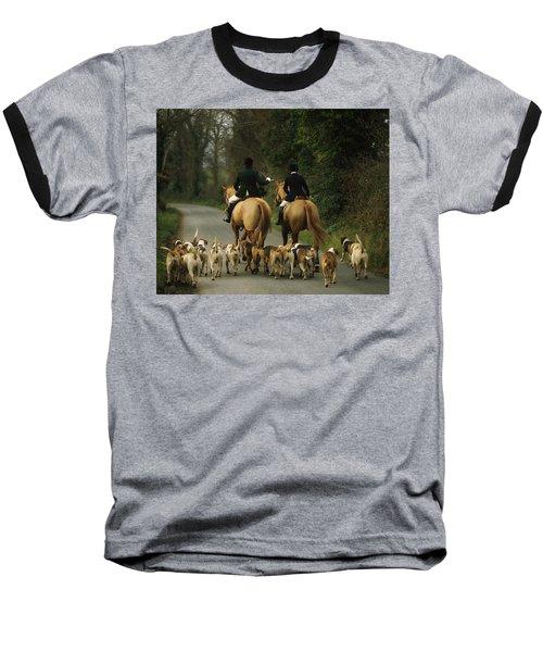The Bray Harriers, Co Wicklow, Ireland Baseball T-Shirt