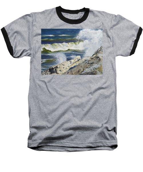 The Break Baseball T-Shirt